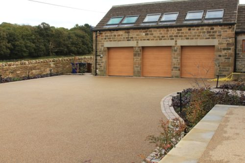 Driveways examples ppole