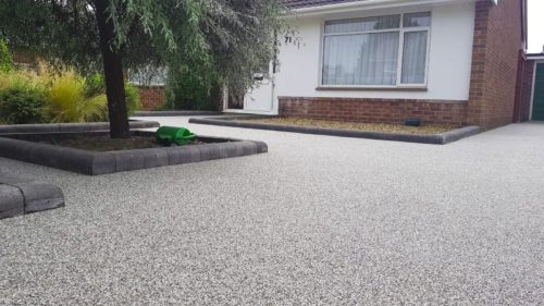 What is a Resin Bound driveway