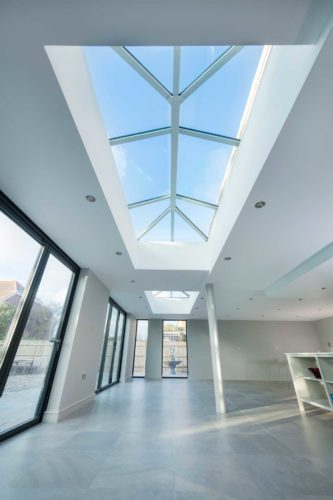 Roof Lantern Prices Bournemouth