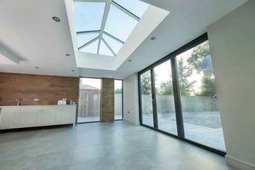 Roof Lantern Costs Bournemouth
