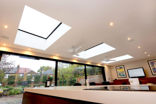 Flat Roof Lights Installation Bournemouth