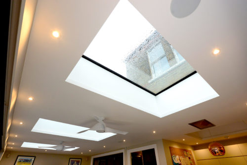 Flat Roof Light Costs Bournemouth
