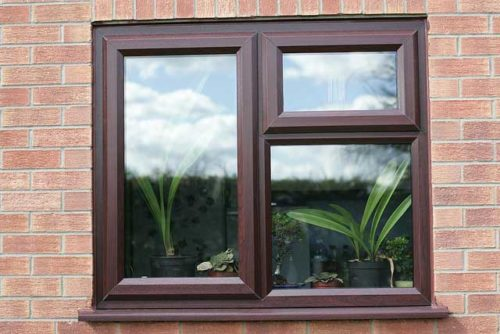 Rosewood Casement Window Bournemouth