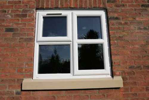 uPVC Windows Fitted