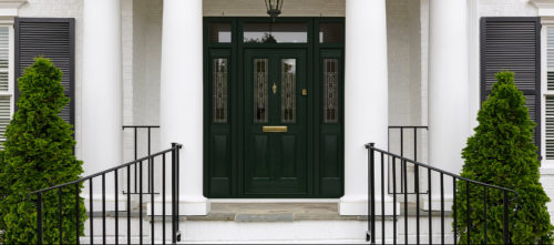 Double glazed Front Door Prices Bournemouth