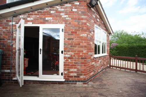 Replacement uPVC French Doors Bournemouth