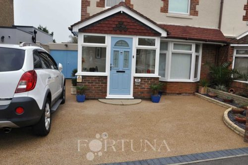 Resin bound driveways Bournemouth