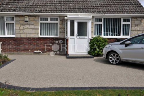Resin driveway for cars Surrey