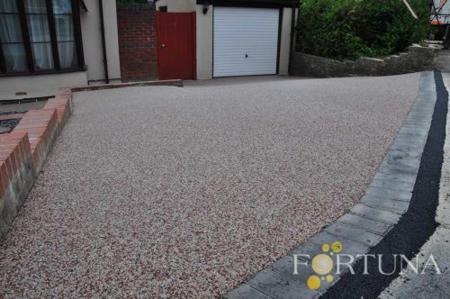 resin stone driveways Poole