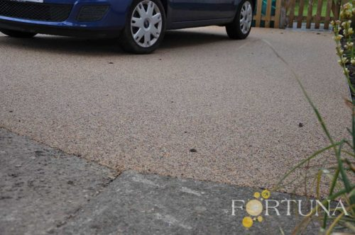 Esher driveway replacement