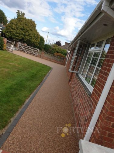 Resin paths and driveways Dorset