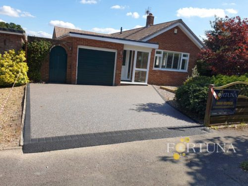 Resin Surface Drive way Builders Dorset
